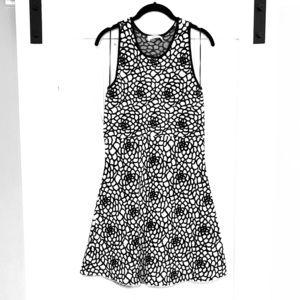 A.L.C. - Print Jacquard Dress